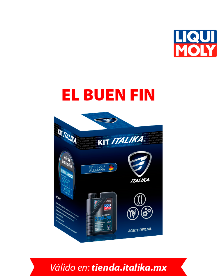 Kit Liqui Moly